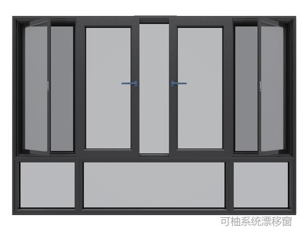 山东平移窗多少钱一平米?